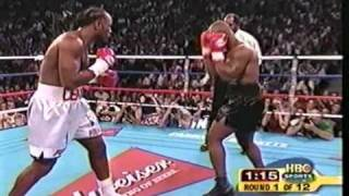 Download Video Mike Tyson VS Lennox Lewis 1 of 3 MP3 3GP MP4
