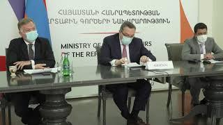 Встреча Руководящего комитета Плана действий Армения-Совет Европы на 2019-2022 годы