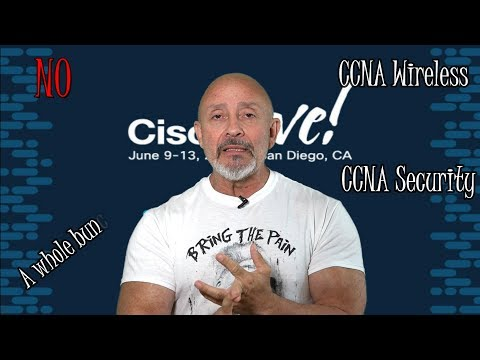 NEW CCNA Certification (200-301) starts 02/24/2020 - YouTube
