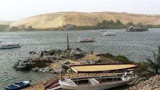 preview picture of video 'Egypte - 10 - Nijlcruise 4 - Aswan - Philea Tempel - Kitchener Island - FOX Groepsreis / 2010'