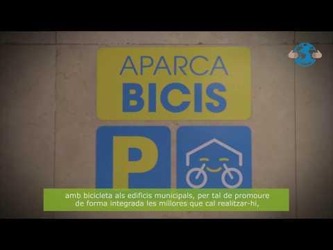 Edificis municipals sostenibles i amics de la bici