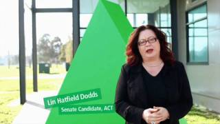 Vote Greens in the Senate - ACT