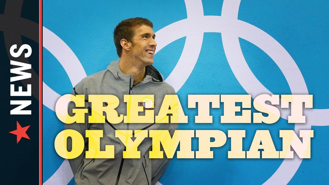 Phelps Greatest Olympian; U.S. Swimming Dominates Pool thumbnail