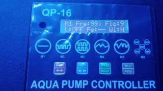 Coral Box Quiet Pump QP16 Short Review