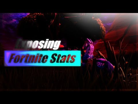 Download I Exposed Stats For Every Kill I Got In Fortnite Lol Video