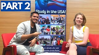 US Visa Officer Tips On How To Avoid Rejections In Visa Interview! @U.S. Consulate Mumbai