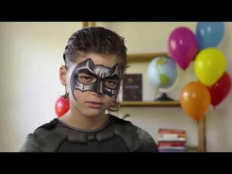 Maquillaje Carnaval Batman - Juguetes