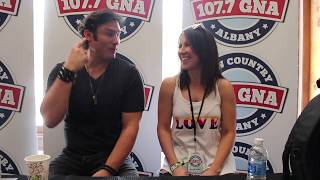 Joe Nichols on his love of the Cardinals, Festivals, Fan Tattoos and more [CI60: Celebrity Edition]