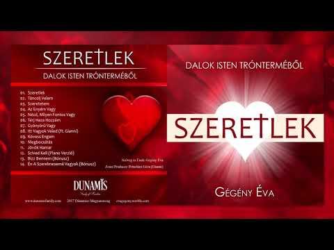 Gègèny Èva - Szeretlek Album
