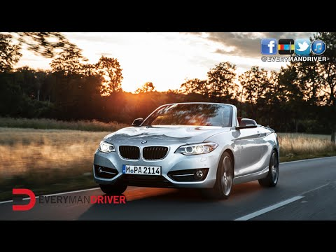 FIRST LOOK | 2015 BMW 2 Series Convertible on Everyman Driver
