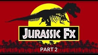 Jurassic FX – Pt 2: The Global Code of Conduct and Lastlookosaurus