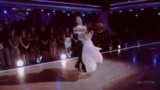 Bethany Mota & Derek Hough - Viennese Waltz | America's Choice | DWTS |