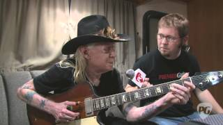 Rig Rundown - Johnny Winter