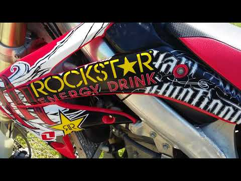 2007 Honda CRF™450R in Winchester, Tennessee