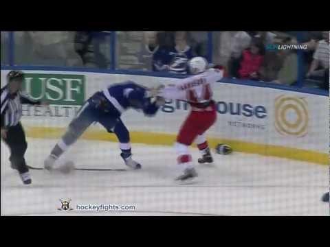 Ryan Malone vs. Jay Harrison