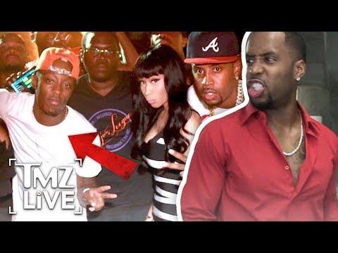 Safaree Robbery Shocker! | TMZ Live