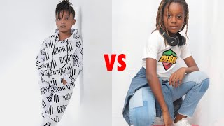 Stonegyal Vs Shatta Berry Who Gets The Crown - Talented K!ds