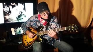 Norah Jones (Tragedy) Cover Guitare: J P Vincent.