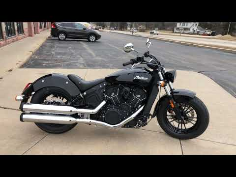2019 Indian Scout® Sixty in Muskego, Wisconsin - Video 1