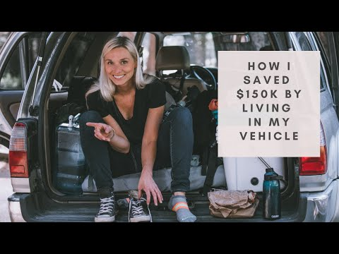 , title : 'How I Saved $150K by Living in My Vehicle