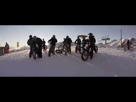 Ski sur le domaine des Portes du Mont-Blanc
