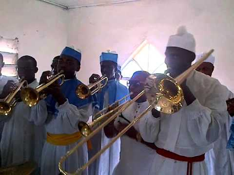 ESOCS CHURCH  HYMN 196, MOSES ORIMOLADE IS OUR GREAT TEACHER  THIS IS A RECORDED VIDEO OF MDC007 @TH