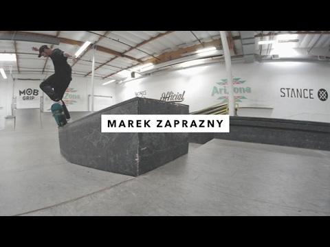 TWS Park: Marek Zaprazny | TransWorld SKATEboarding