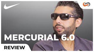 Nike Mercurial 6.0 Sunglasses Review | SportRx