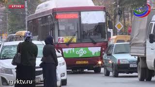 Самый крупный автобусный парк Дагестана признан банкротом