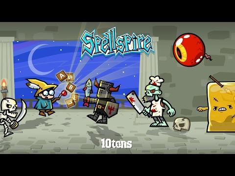 Spellspire PC&console trailer thumbnail