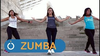 Zumba Fitness Dance Workout - Don Omar by OneHowto