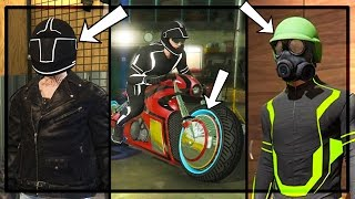 10 SECRET FEATURES, TRICKS & GLITCHES ABOUT NEW SHOTARO TRON BIKE & MORE! (GTA 5 DLC)