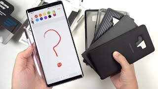 Galaxy Note 9: BEST CASE (Found IN Stores)?