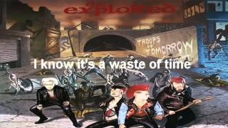 The Exploited   Alternative Single Version Lyrics