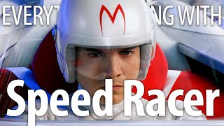 Everything Wrong With Speed Racer in 19 Minutes or Less