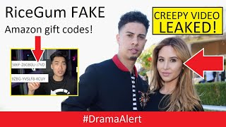 RiceGum Scammed his Fans AGAIN? #DramaAlert Ace Family CREEPY Video LEAKED! (FouseyTube BROKE!)