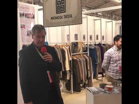 Texworld 2020 Paris - Rarest natural fiber in the world - Yak Wool and Baby-Camel Hair (Part 3 of 3)