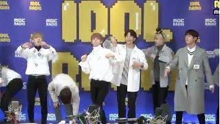 Stray Kids(스트레이 키즈) Dancing To TWICE, BTS, GOT7 And 2PM @ Idol Radio