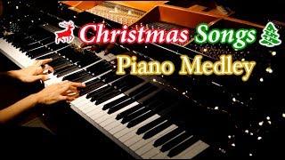 PianoCoverMerryChristmas2019-ChristmasMedleyInstrumental/クリスマスメドレー/ピアノカバー/CANACANA