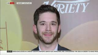 Colin Kroll  passes away (USA) - BBC News - 17th December 2018