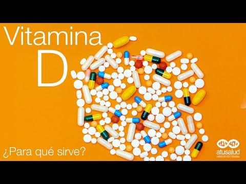 Vitamina D | Funciones y beneficios