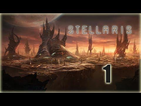 Прохождение Stellaris: Apocalypse - 1 - Кавайные ящерки в деле