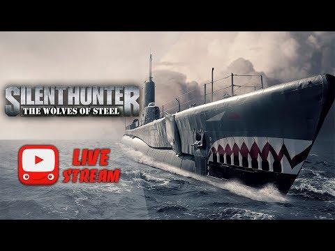 Симулятор подводной лодки Silent Hunter 5  мод TWoS #1