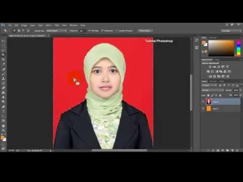 Video Tutorial Mengganti Background Foto dengan Cepat di Photoshop
