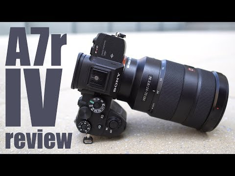 External Review Video QFPlY-4cwPE for Sony A7RIV (A7R4, ILCE-7RM4) Full-Frame Mirrorless Camera