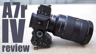 Sony A7r IV review: IN-DEPTH with 61 Megapixels