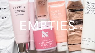 Empties | Bath and Body Products I've Finished