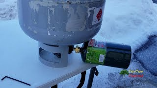 How to Safely Refill 1lb Propane Tank the Right Way and Save Money (ENGLISH)
