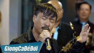 Đêm Buồn Phố Thị - Quang Lập | GIỌNG CA ĐỂ ĐỜI