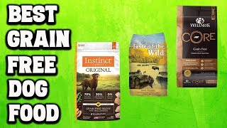 Best Grain Free Dog Food 2020